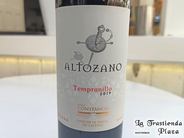 Altozano Tempranillo