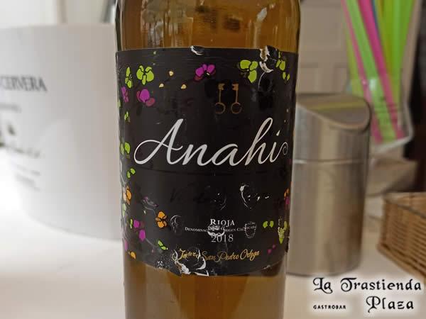 Anahí Rioja