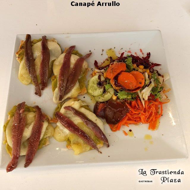 Canapé Arrullo